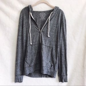 American Eagle Outfitters Gray Soft Jacket